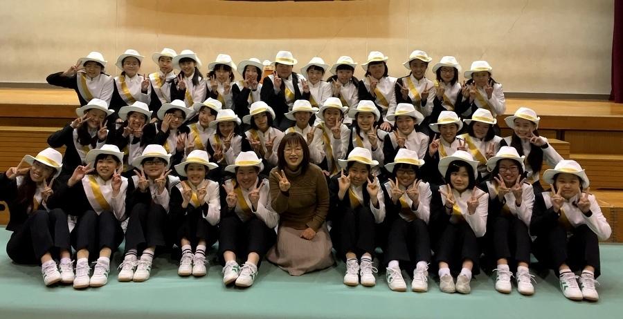 4/14放送 学校訪問④~美しい歌声...